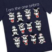I AM THE ZEBRA