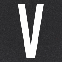 БУКВА V