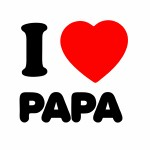Я ЛЮБЛЮ ПАПУ