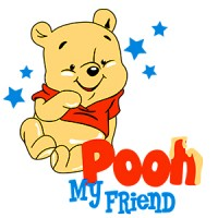 MY FRIEND POOH